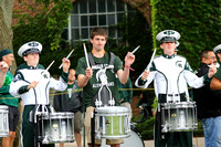 Sep 19, 2015, Combined Drumlines